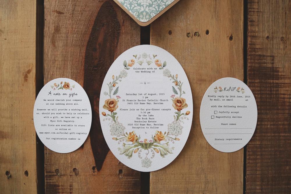 Graphic Design wedding Invitation