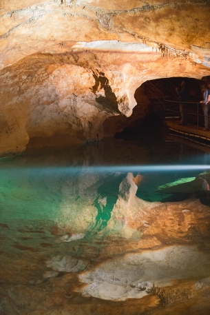 Pool of Reflections - Jenolan Caves