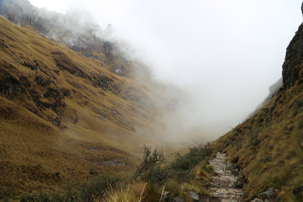 Photography Peru Inca Trail