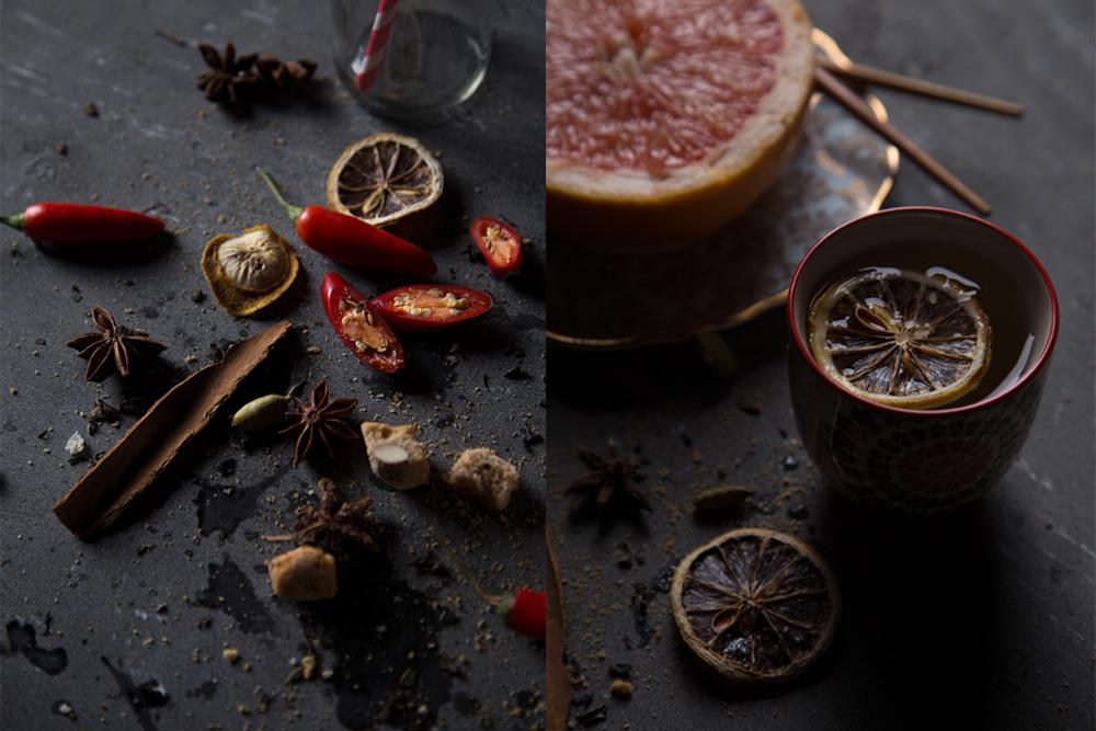 Photography Studio food