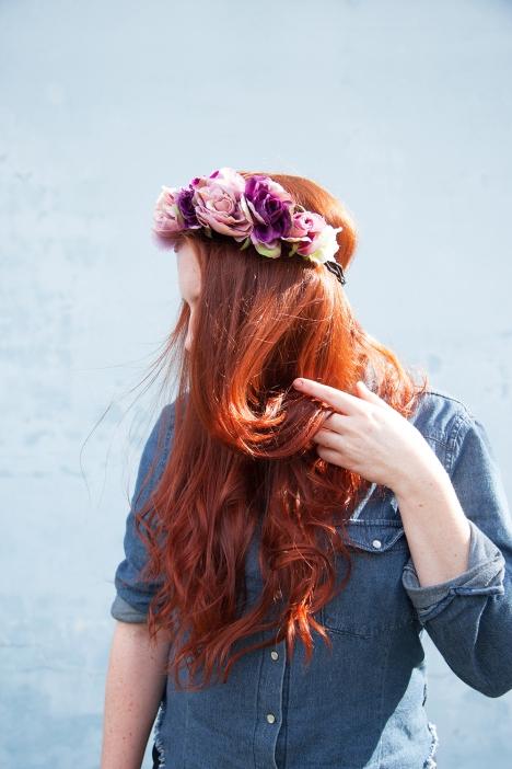 Photography LUSH Cosmetics Hair